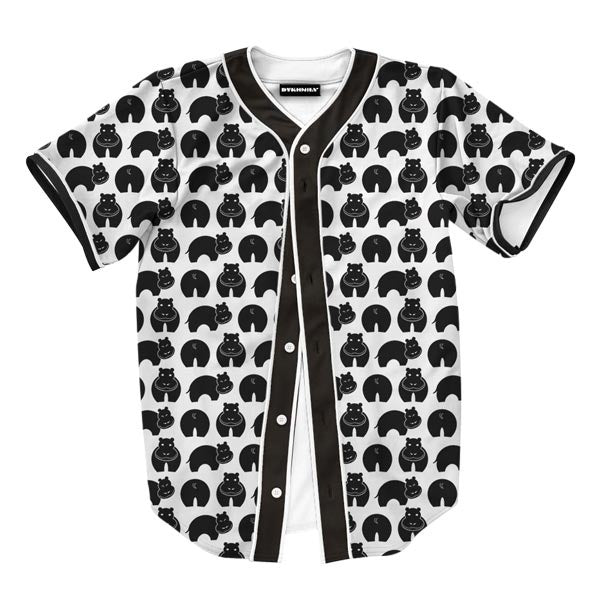 Sneaky Hippo Jersey