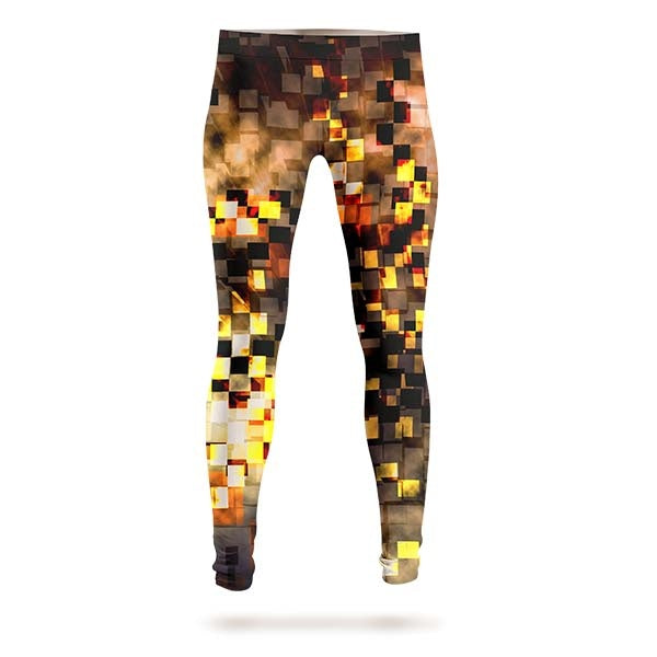 Mega Pixels Leggings