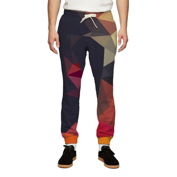 Cubes Sweatpants