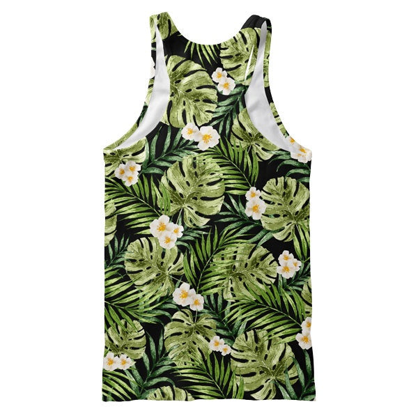 XL Leaf Tank Top