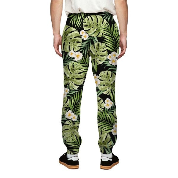 XL Leaf Sweatpants