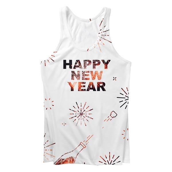 Keep Up The Happiness Tank Top