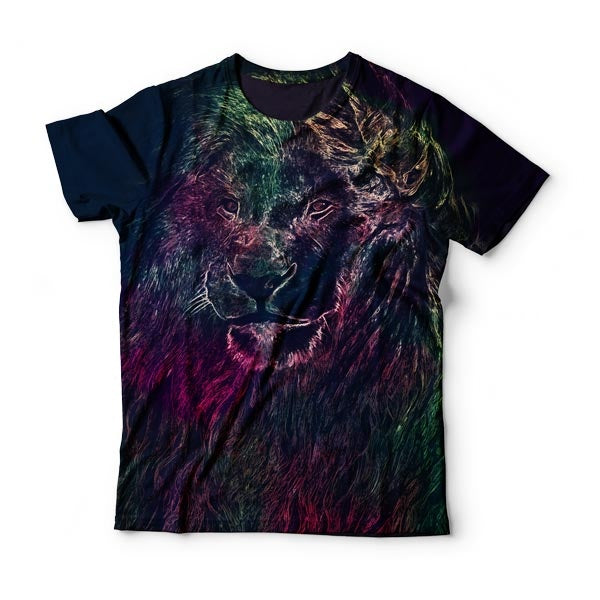 Mr. Lava Lion T-Shirt