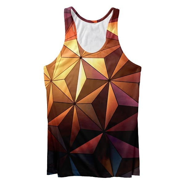 Triangulation Tank Top