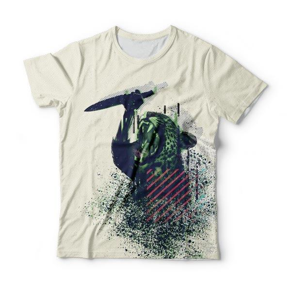 Knife Cat T-Shirt