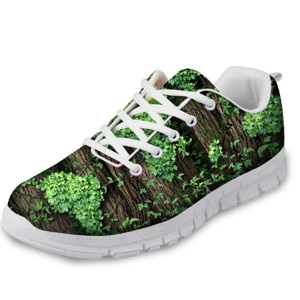 Extreme Forest Sneakers