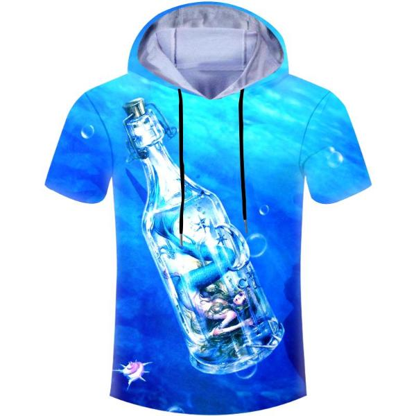 Magical Hooded T-Shirt