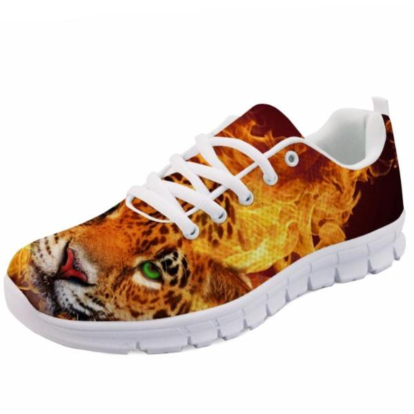 Fire Tiger Sneakers