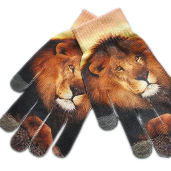 Lion Gloves