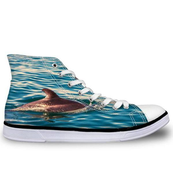 Dolphin Sneakers