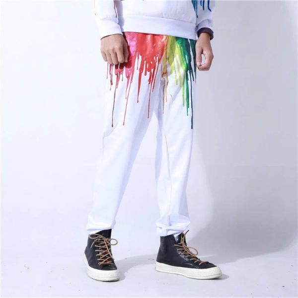 Mixed Rainbow Pants