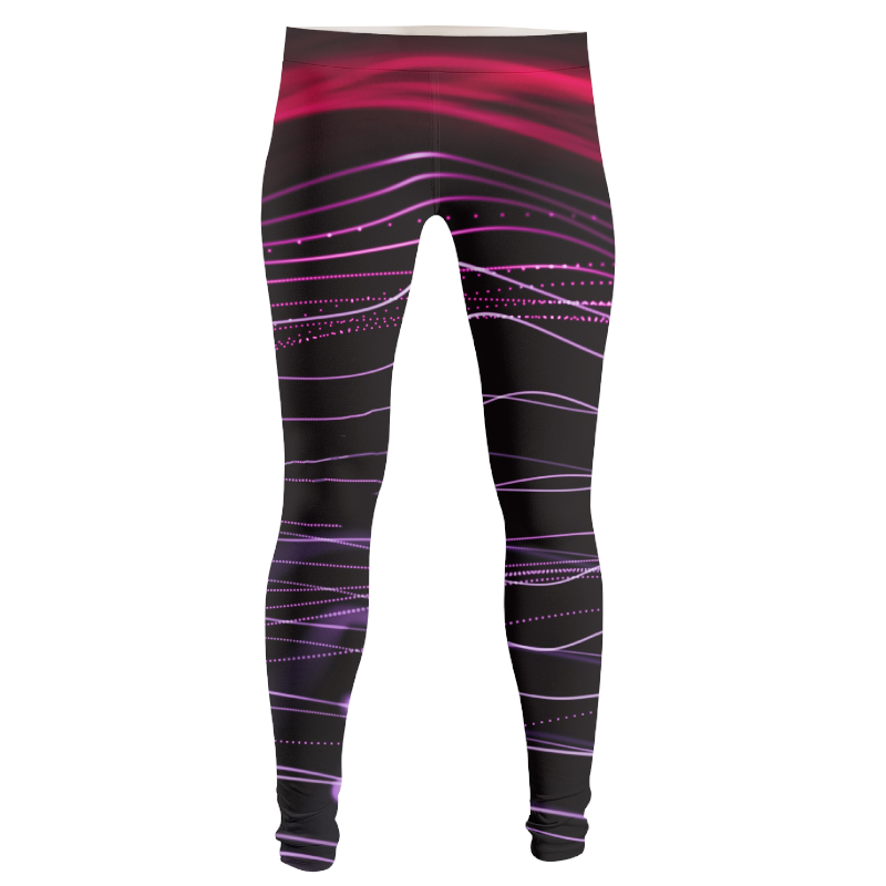 Digital Sun Leggings