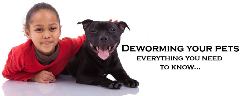 Deworming pets