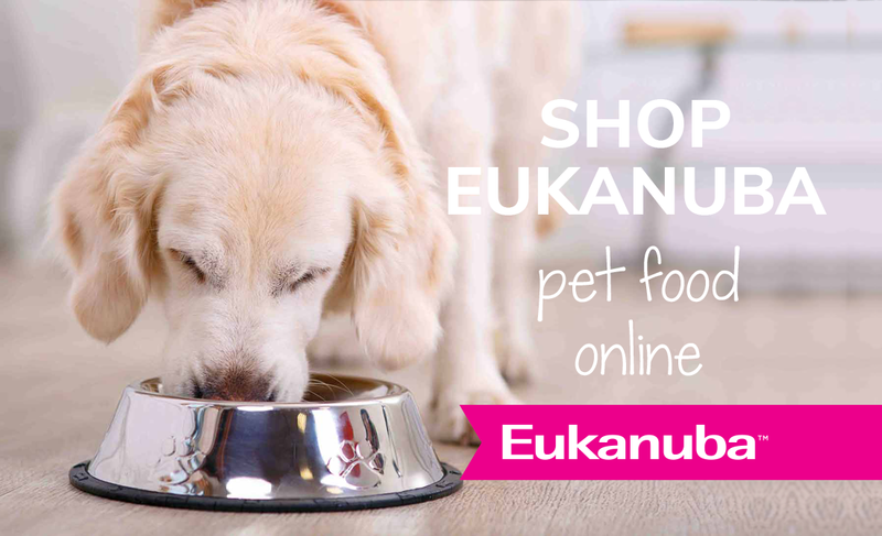 Shop Eukanuba dog and cat food online | Pet food delivery South Africa