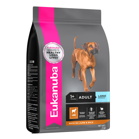 Eukanuba Dog Adult Large Lamb & Rice