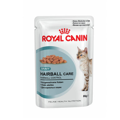 Royal Canin Hairball Care Pouch Wet Cat Food