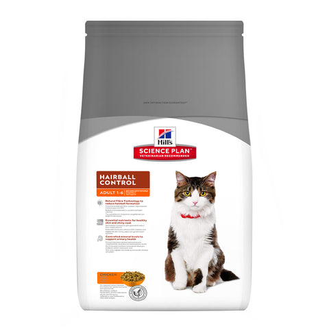 Hill's™ Science Plan™ Hairball Control with Chicken Cat Food