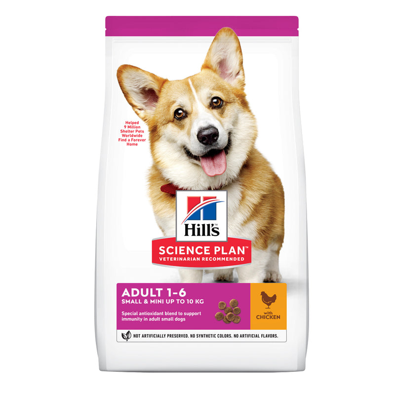 Hill's™ Science Plan™ Adult Small & Mini with Chicken Dog Food