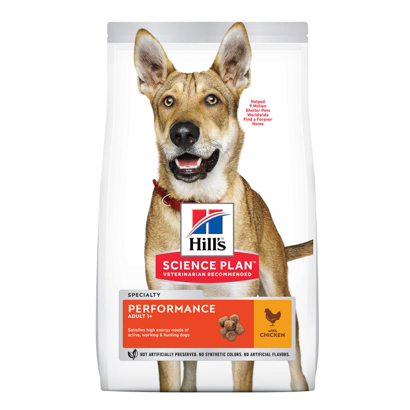 Hill's™ Science Plan™ Performance with Chicken Dog Food