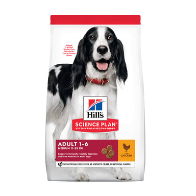 Hill's™ Science Plan™ Adult Medium Breed with Chicken Dog Food