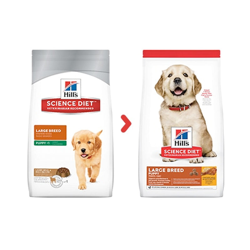 Hill's™ Science Plan™ Puppy Large Breed with Chicken Dog Food
