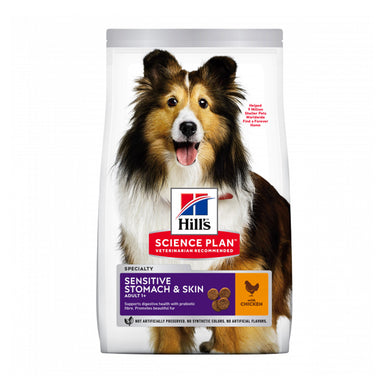 Hill's™ Science Plan™ Sensitive Stomach & Skin with Chicken Dog Food
