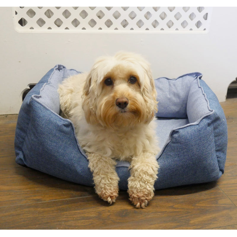 Rosewood Luxury Cooling Dog Bed