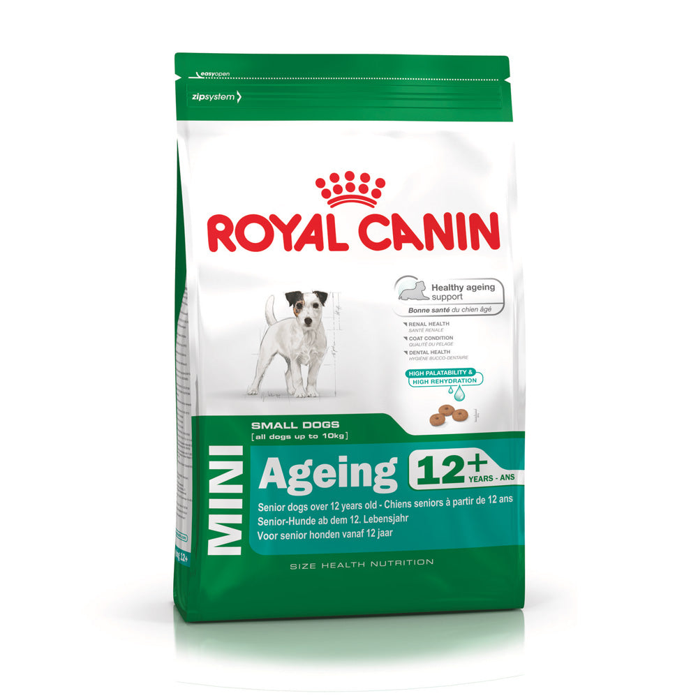 Royal Canin Mini Ageing 12+ dry dog food