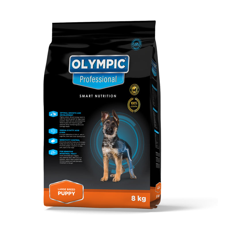 Olympic Large Breed Puppy Dog Food
