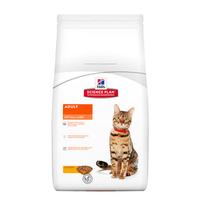 Science Plan™ Feline Adult Optimal Care™ Chicken