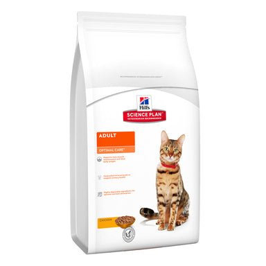 Hill's™ Science Plan™ Optimal Care Adult with Chicken Cat Food