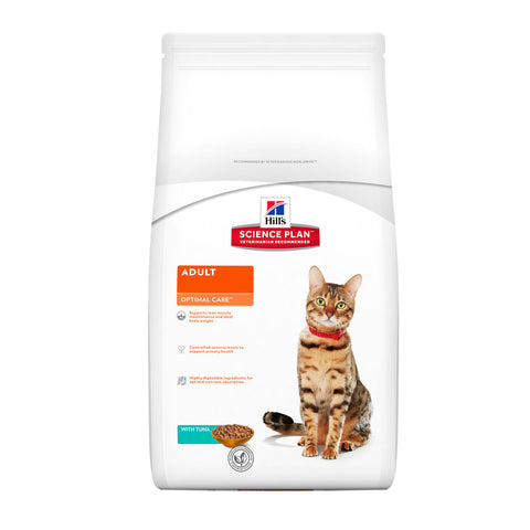 Hill's™ Science Plan™ Optimal Care Adult with Tuna Cat Food