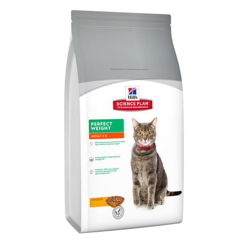 Hill's™ Science Plan™ Perfect Weight with Chicken Cat Food