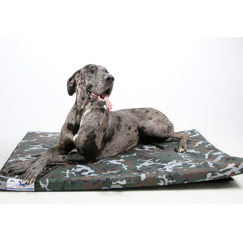 Dog-O-Pedic Orthopeadic Hush Puppy Mattress Camo