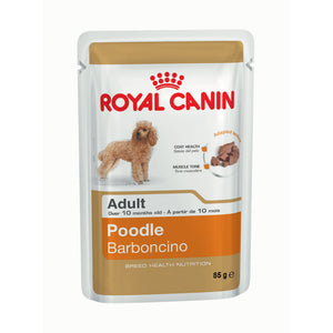 Royal Canin Poodle Adult Pouch Wet Dog Food
