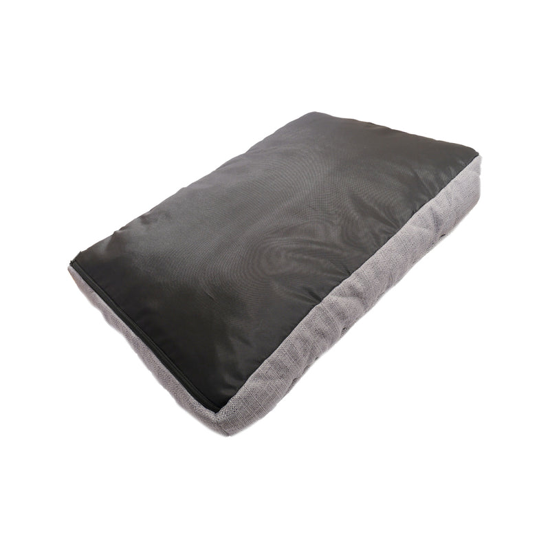 Rosewood Grey Tweed Dog Mattress