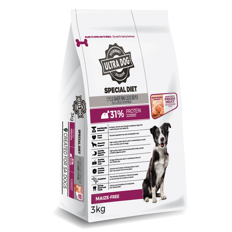 Ultradog Special Diet Premium Recipe Large Breed Puppy