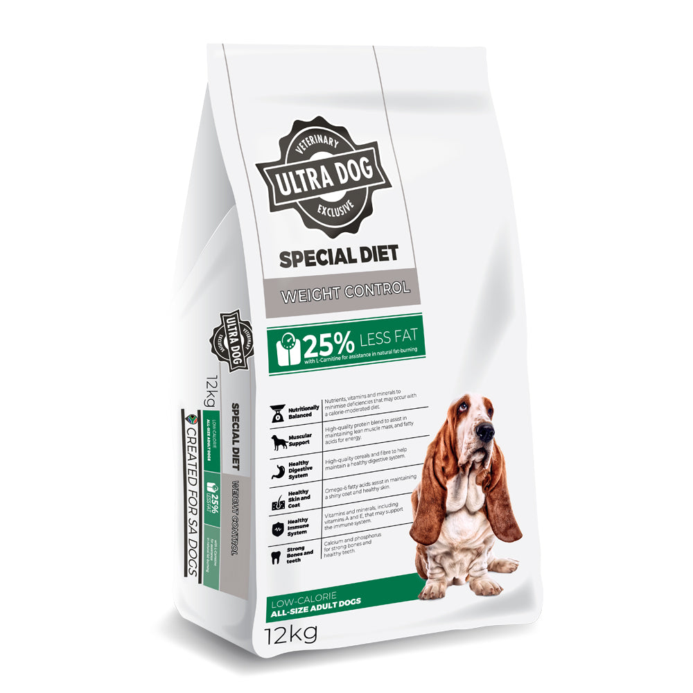 Ultradog Special Diet Weight Control Low Calorie