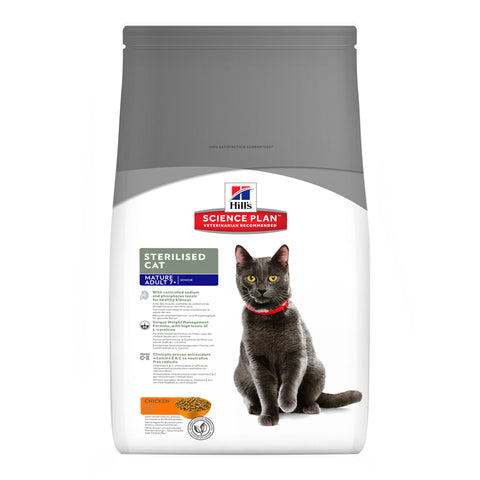 Hill's™ Science Plan™ Sterilised Cat Mature Adult Cat Food