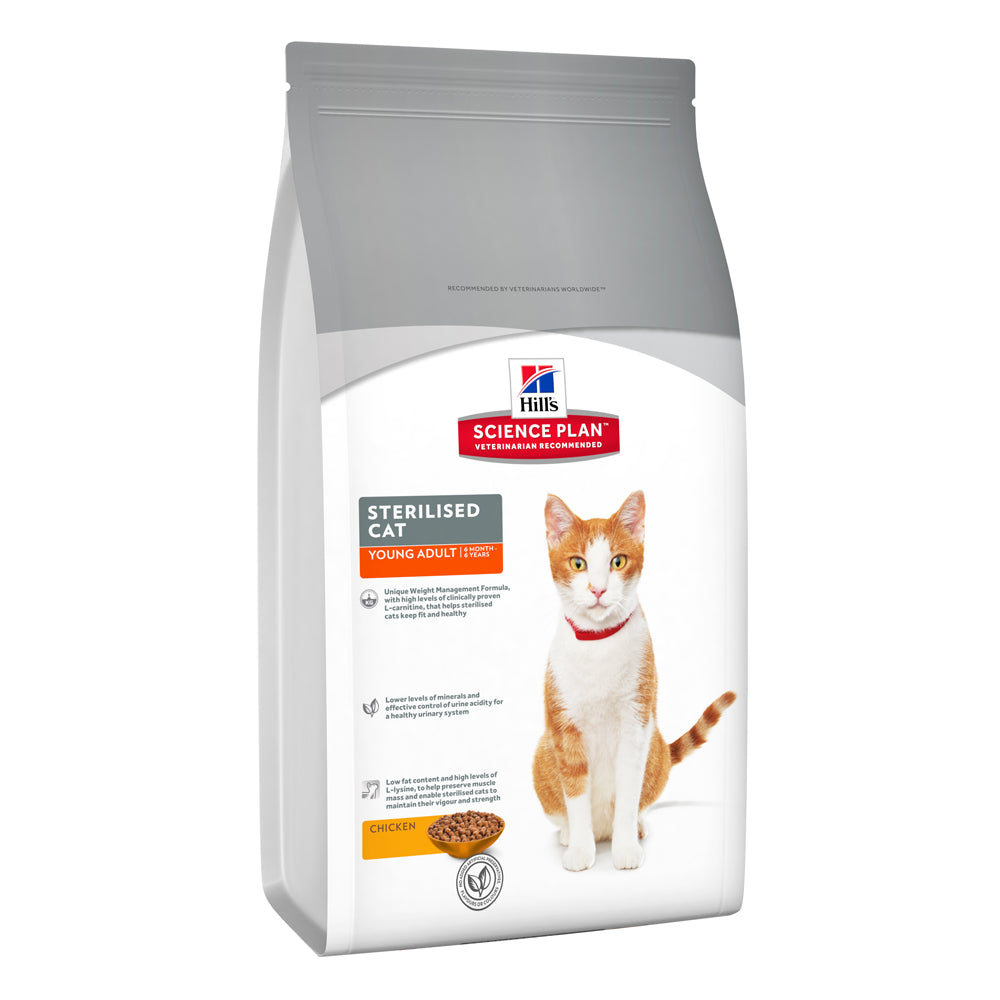 Hill's™ Science Plan™ Sterilised Cat Young Adult Cat Food
