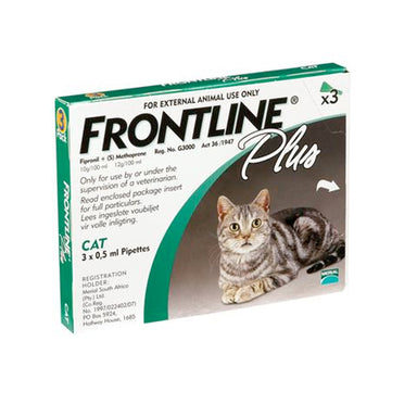 Frontline Plus Cat