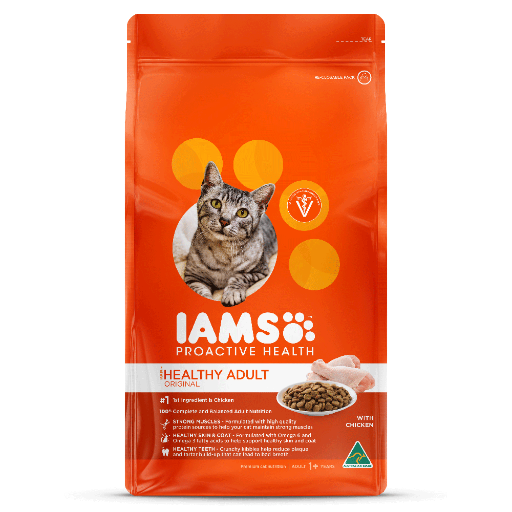 IAMS™ ADULT CAT WITH CHICKEN