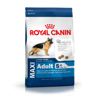 Royal Canin Maxi Adult 5+ dry dog food