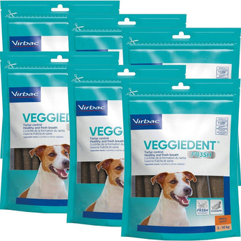Virbac VEGGIEDENT® FR3SH™ Dental Chews 15pk