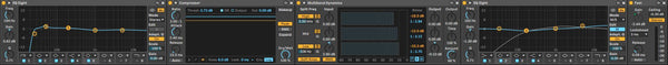 Riemann Techno Mastering Chain 2020 for Ableton Live 10 (11 or higher)