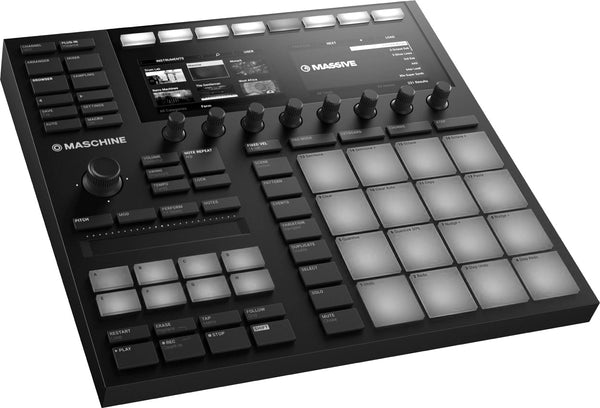 Maschine Techno Samples