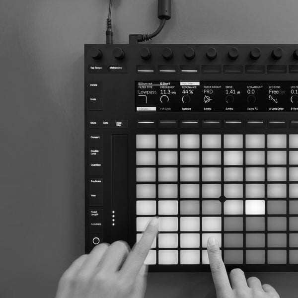 Techno Samples for Ableton Push