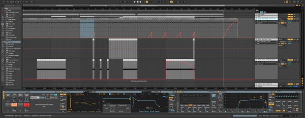Essential Techno Tools for Ableton Live Template