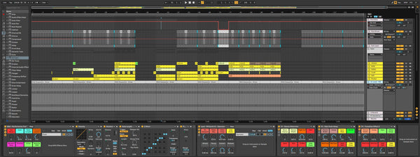 Techno Tools for Ableton Live