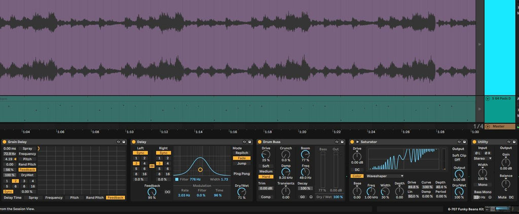 Unlock sound tricks in Ableton Live 10's effects